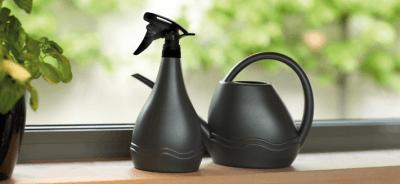 spray accesorio jardín
