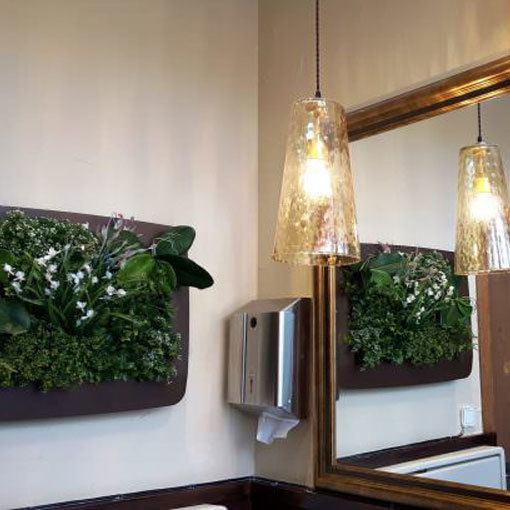Proyecto cuadro vertical artificial mi jard n vertical - Cuadro jardin vertical ...