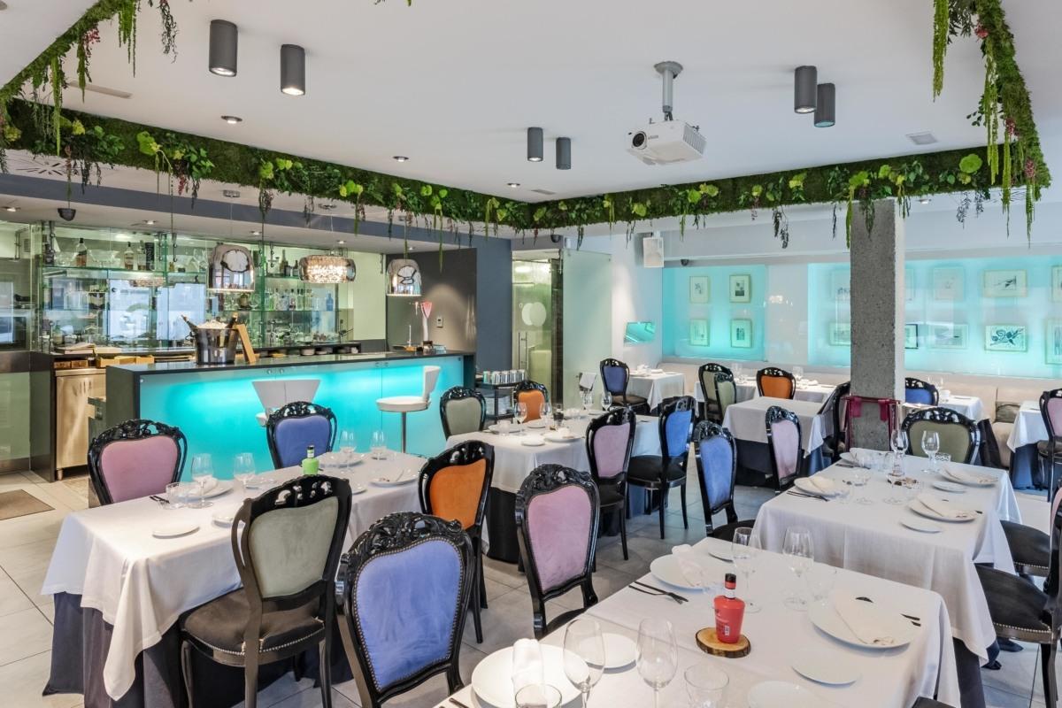 Restaurante Gangarabia