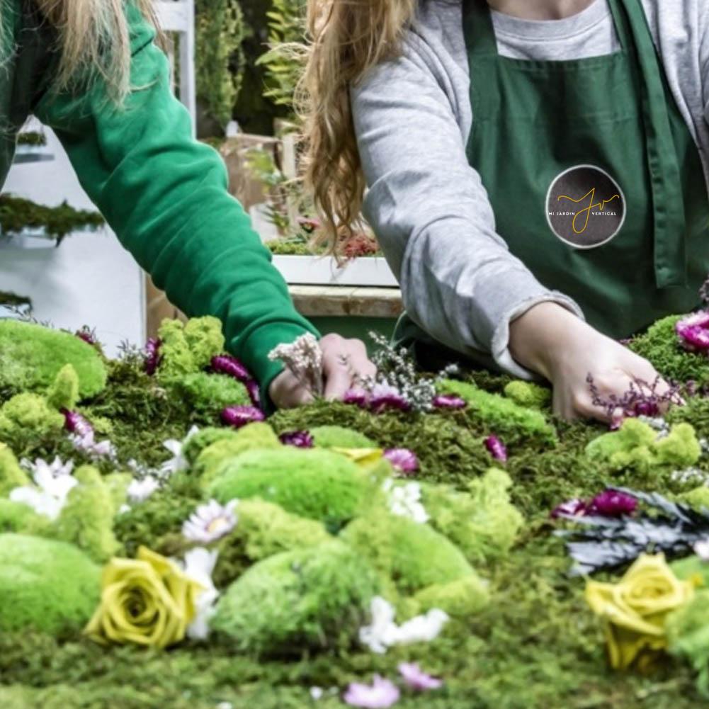 trabajamos con todo tipo de plantas