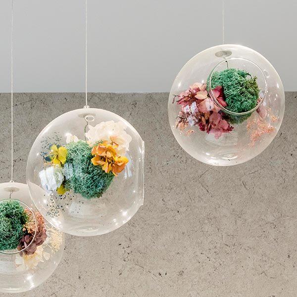 decoración vegetal