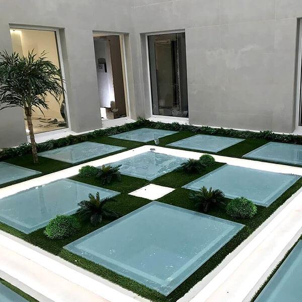 decoración patio interno, mi jardin vertical