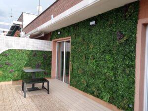 Jardines Verticales de Exterior Artificiales